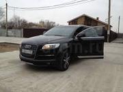 Обмен машину Audi Q7 на квартиру